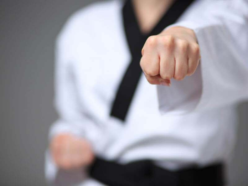 Adult Karate Video Placeholder, Rock Solid Martial Arts Academy Katy, TX